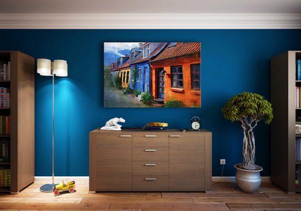 רעיונות לעיצוב הבית DIY